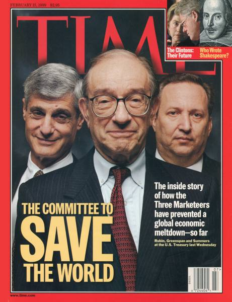 Committee to Save the World