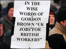 UK jobs for British Workers