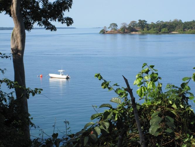The Bijagós Islands, Guinea-Bissau