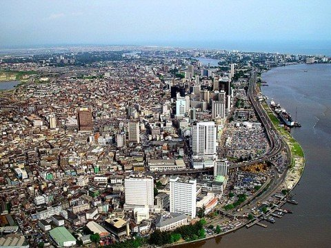 Can Empowered Cities Save Fragile States? My article on Lagos in the NYT